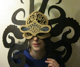 Octopus Mask