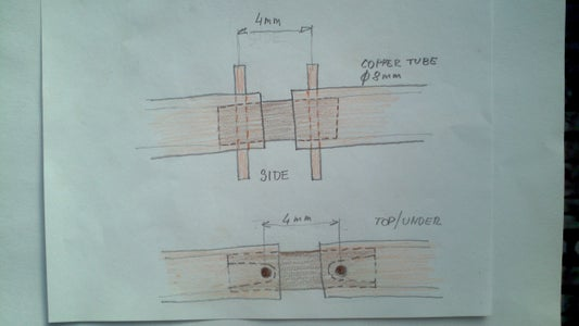 Bend the Copper Tube and Make the Joint