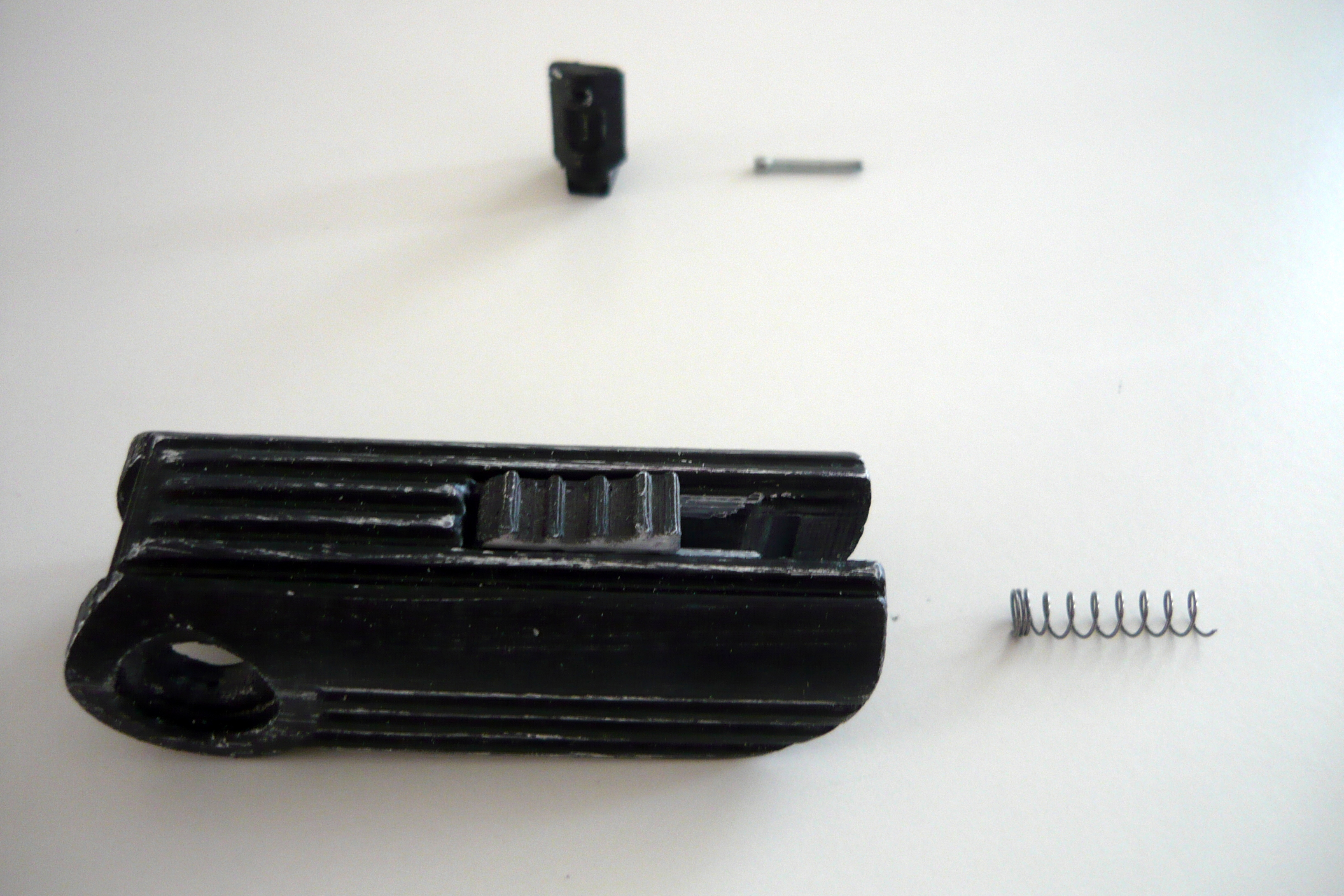 Picture of Assembly- Folding Foregrip