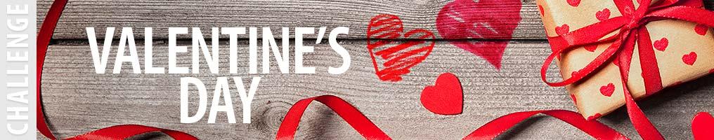 Valentine's Day Challenge 2017