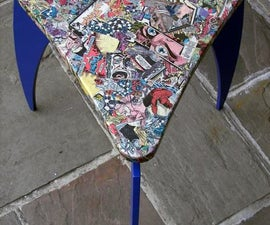 The Amazing Spider-man Table