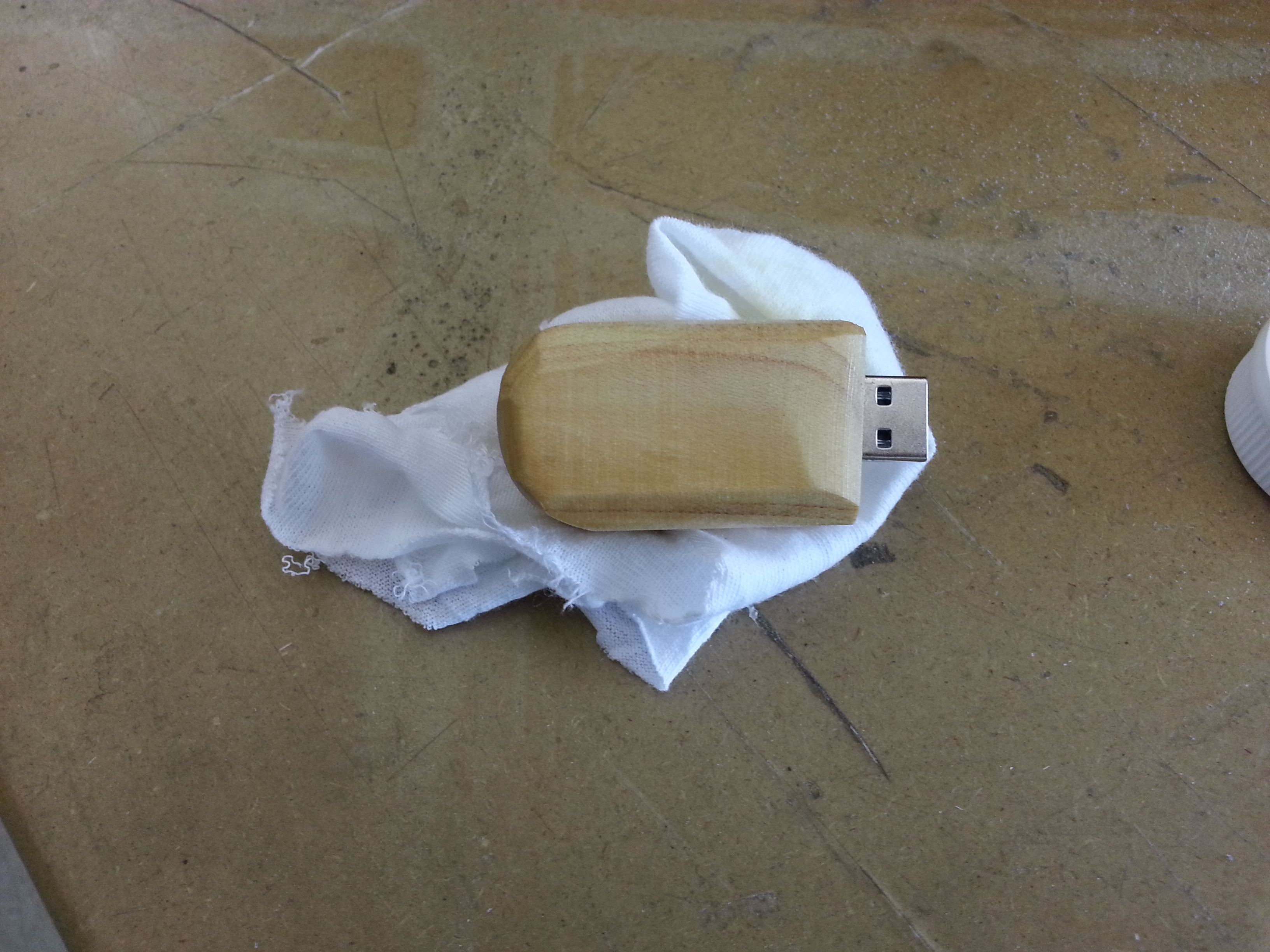 Picture of How to Make a Wooden Flash Drive