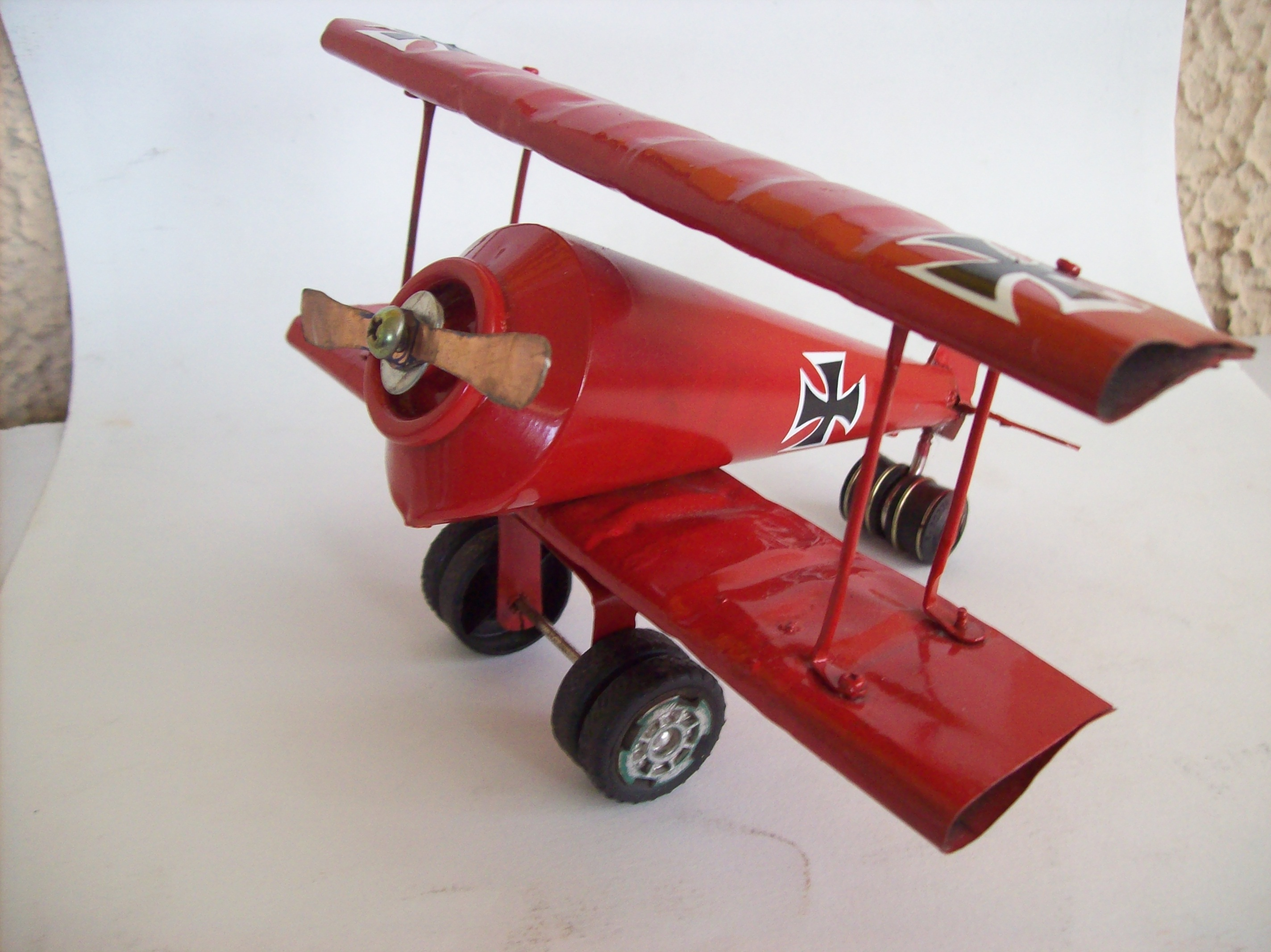 Picture of RED BARON.Baron Rojo.