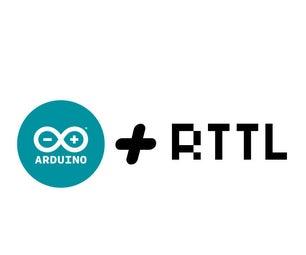 RTTL Tunes on Arduino