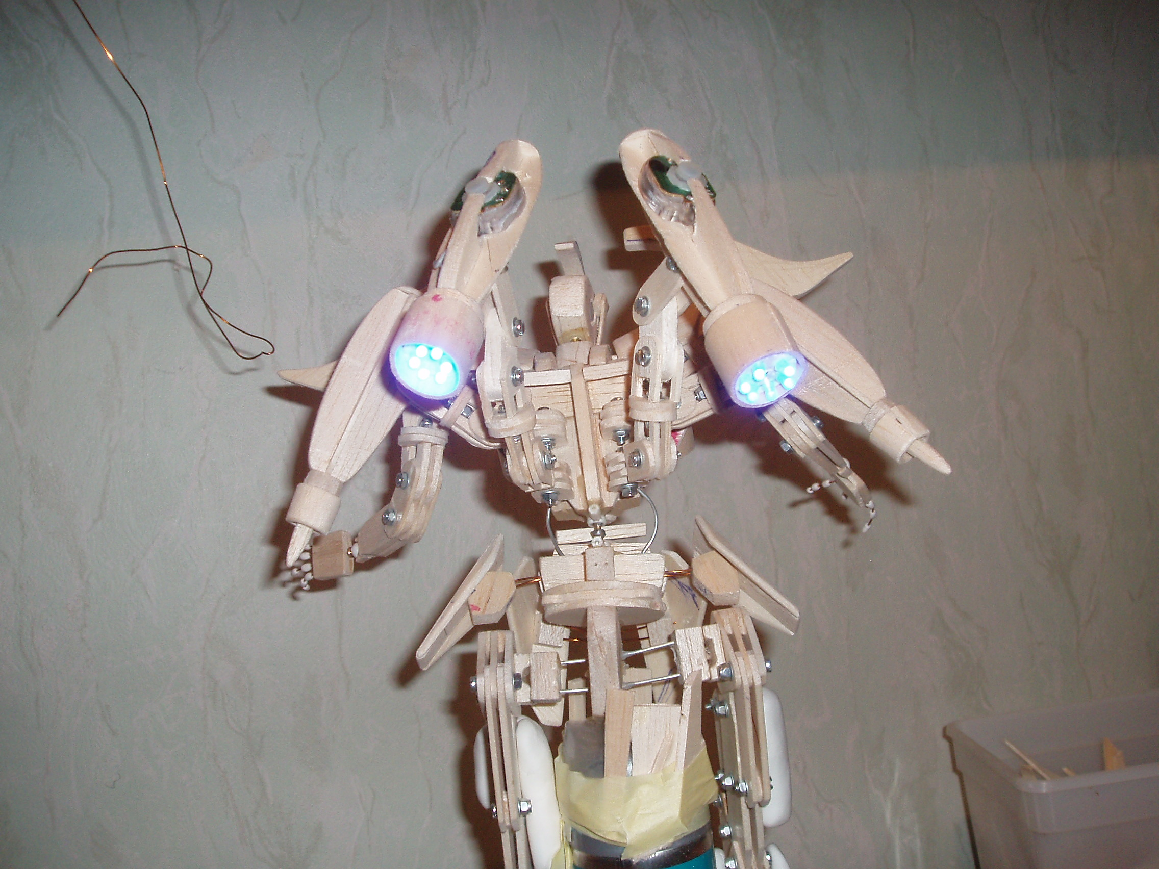 Picture of More Jetpack Fun! With LED's