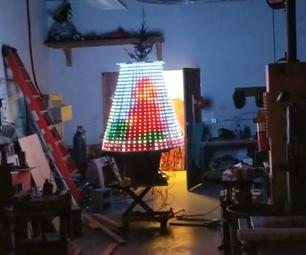 RGB LED Maker Tree