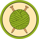 Knitting Class badge