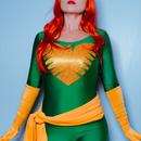 How to Make a No-Sew Phoenix Costume