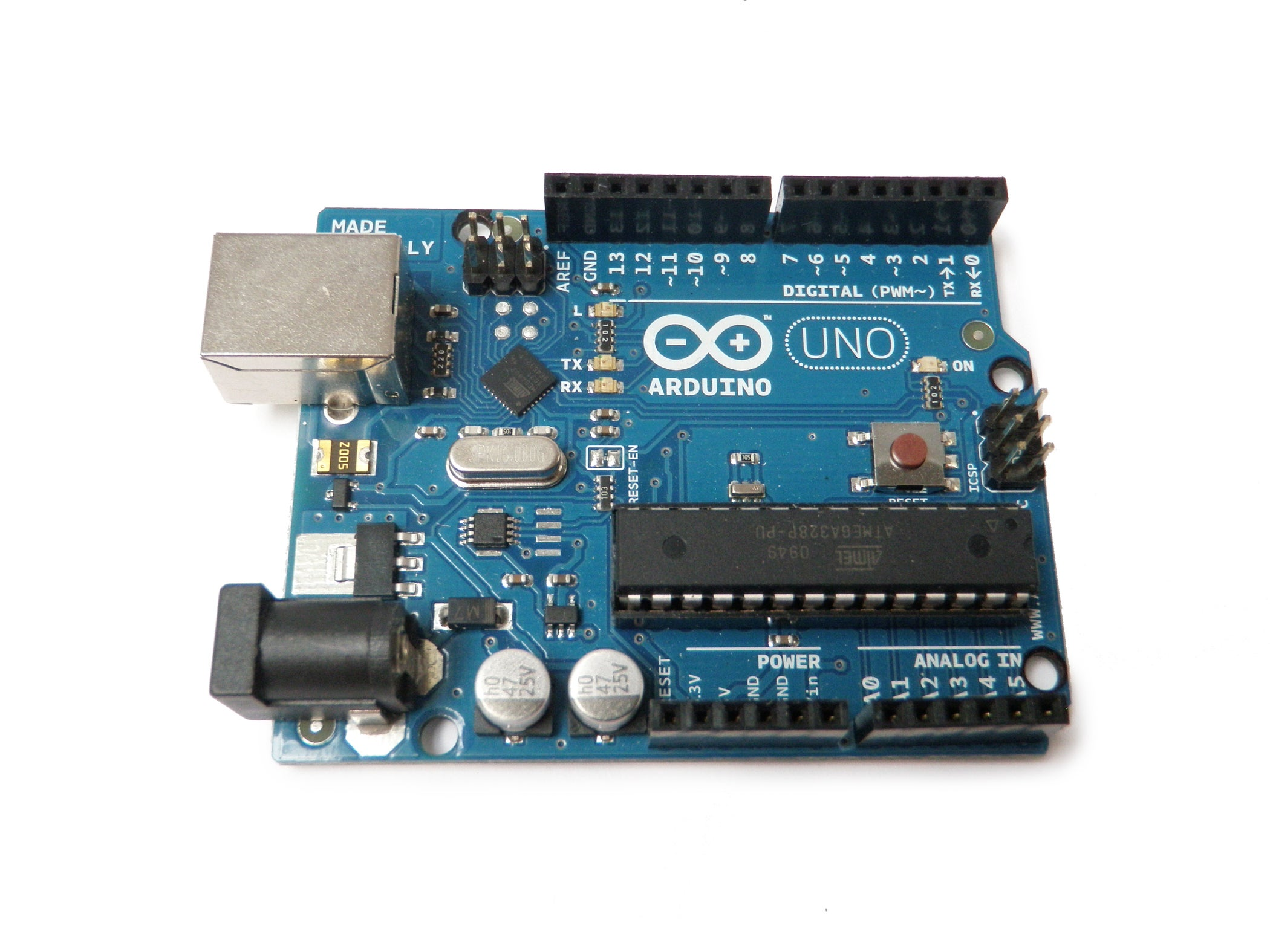 Intro To Arduino 15 Steps With Pictures Components That Are Required Build This Circuit Listed Below