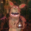 Foxy the Animatronic Fox from Five Nights at Freddy's