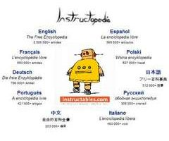 Instructopedia! The Source of Everything You Ever Needed To Know