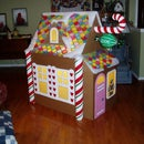 Build A Ginger Bread House