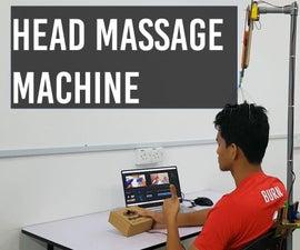 How to Make Head Massage Machine