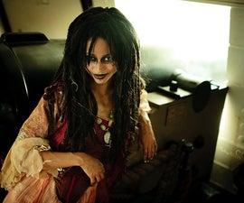 Tia Dalma Costume from Pirates of the Carribean