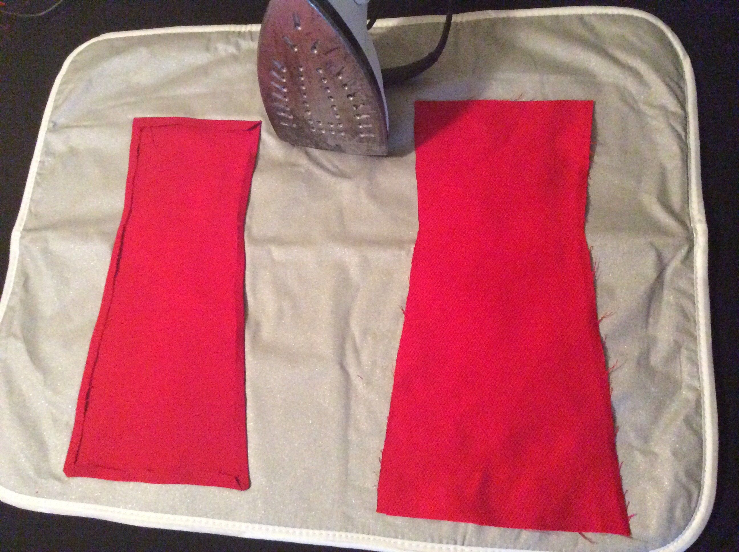 Picture of Prepare Tops of Bracers.