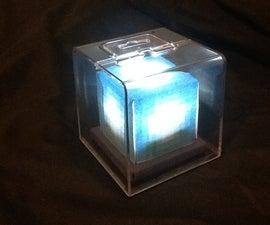LED Minecraft Beacon