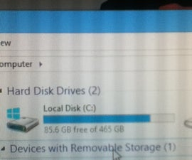 How To Free Up Your Hard drive