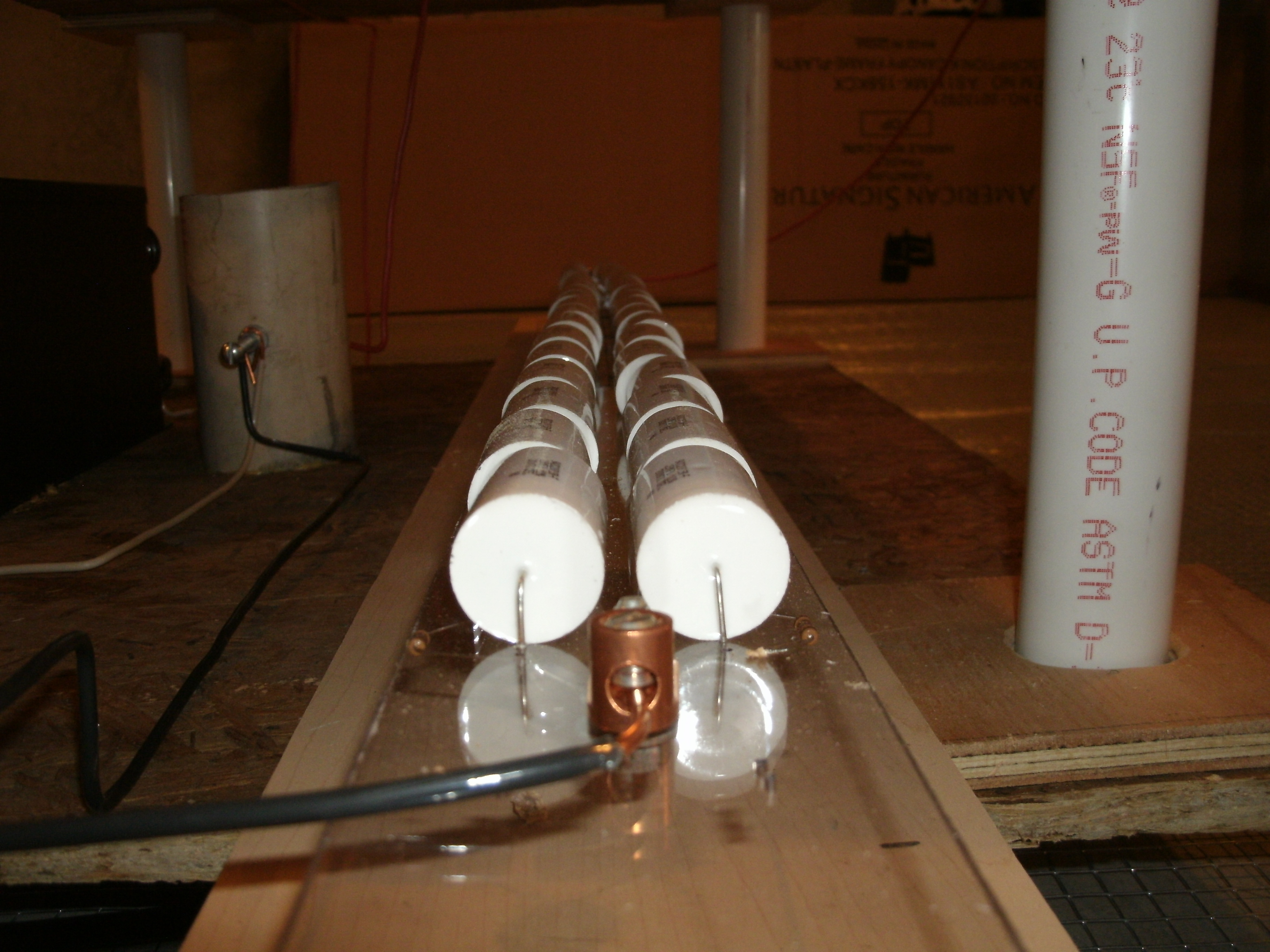 Picture of The Capacitor Array