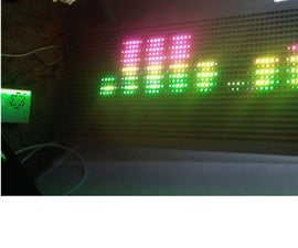 LED Video Array (the Easy Way)
