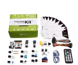Getting Started of Arduino Kit (Absolute Beginner)