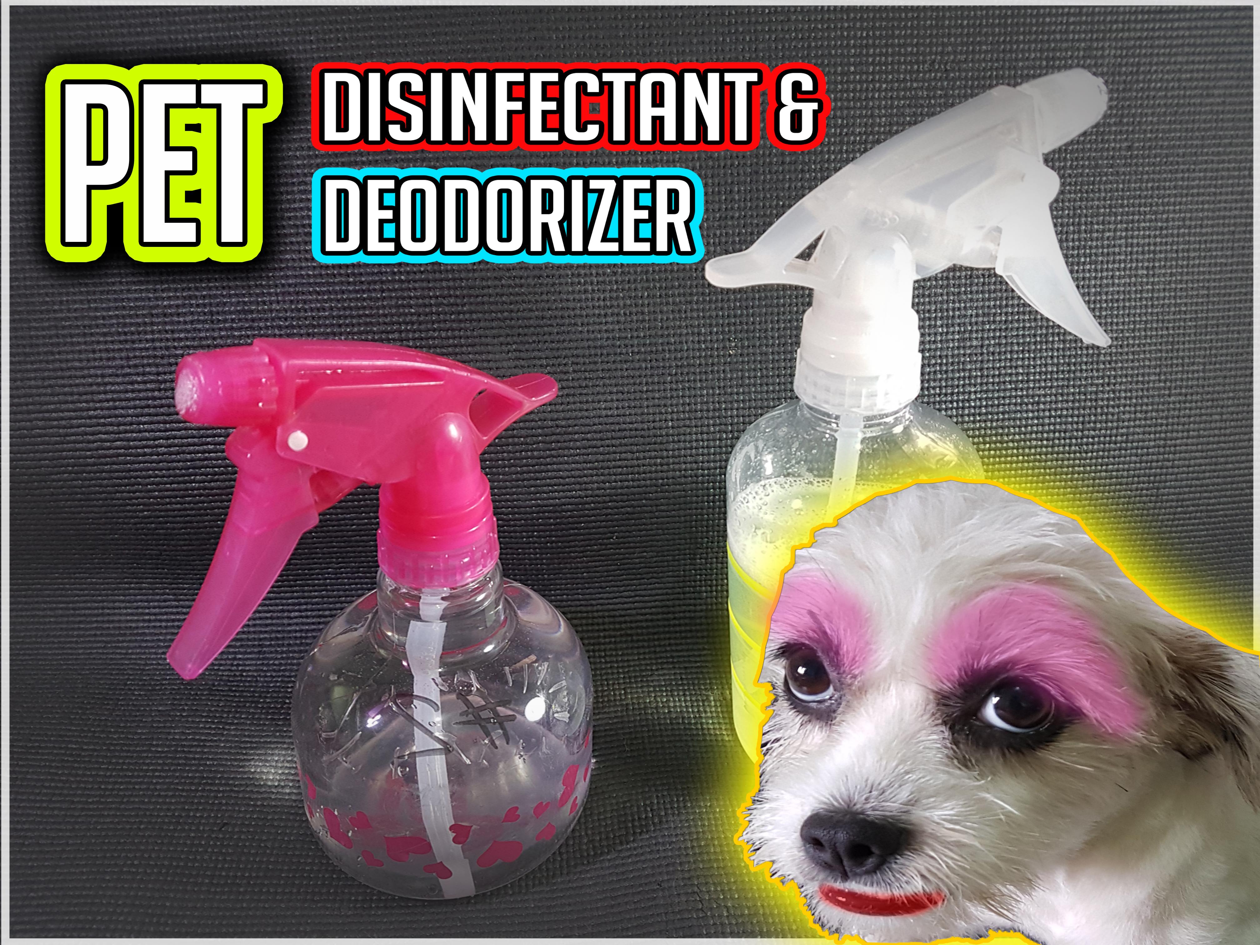 Picture of Pet Urine Disinfectant &  Deodorizer