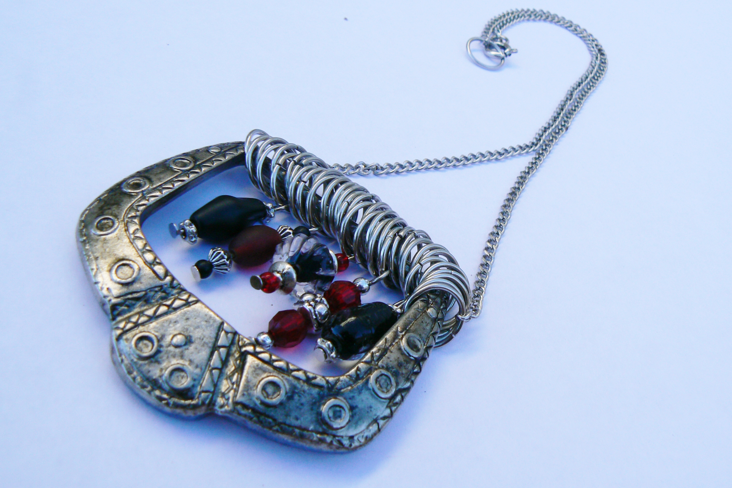 Picture of Buckle Necklace