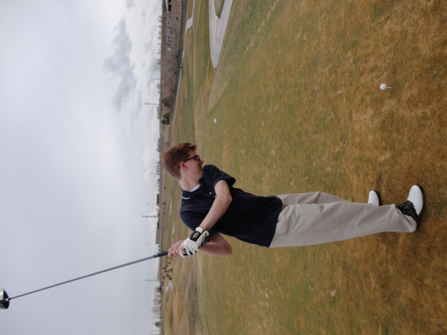 Picture of How to Swing a Golf Club