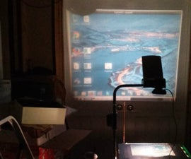 Raspberry Pi - Wireless Projector