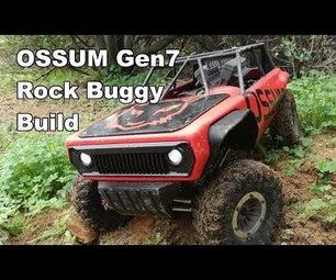 Rock Buggy Body for RedCat Gen7