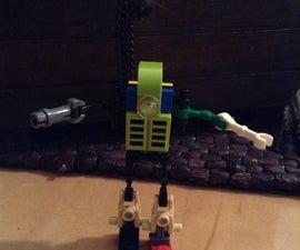 Easy To Build Lego Robot