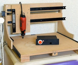 Build A Cheap Handcrafted CNC Mill