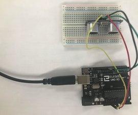 Easiest Traffic Counter Using Arduino