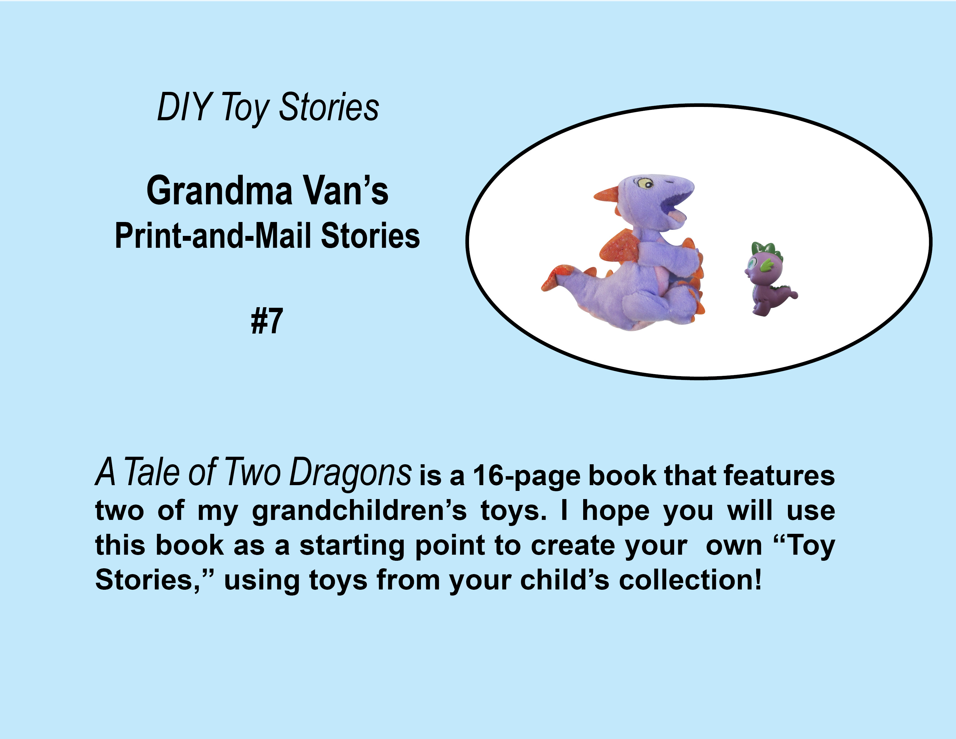 """Picture of Another DIY """"Toy Storybook"""" (#7)"""