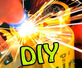 How to Make a MINI Spot Welder for Cheap / 12 V