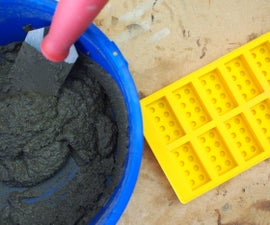Casting in Pre-made Molds