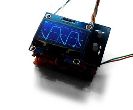 Oscilloscope in a Matchbox - Arduino