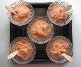 How to Make Papaya Ice Cream