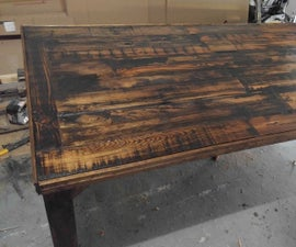 My First Table/ Dining Table