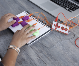 Create a Controller to Plug and Play With Makey Makey