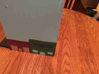 Toy Container/ Parking Garage