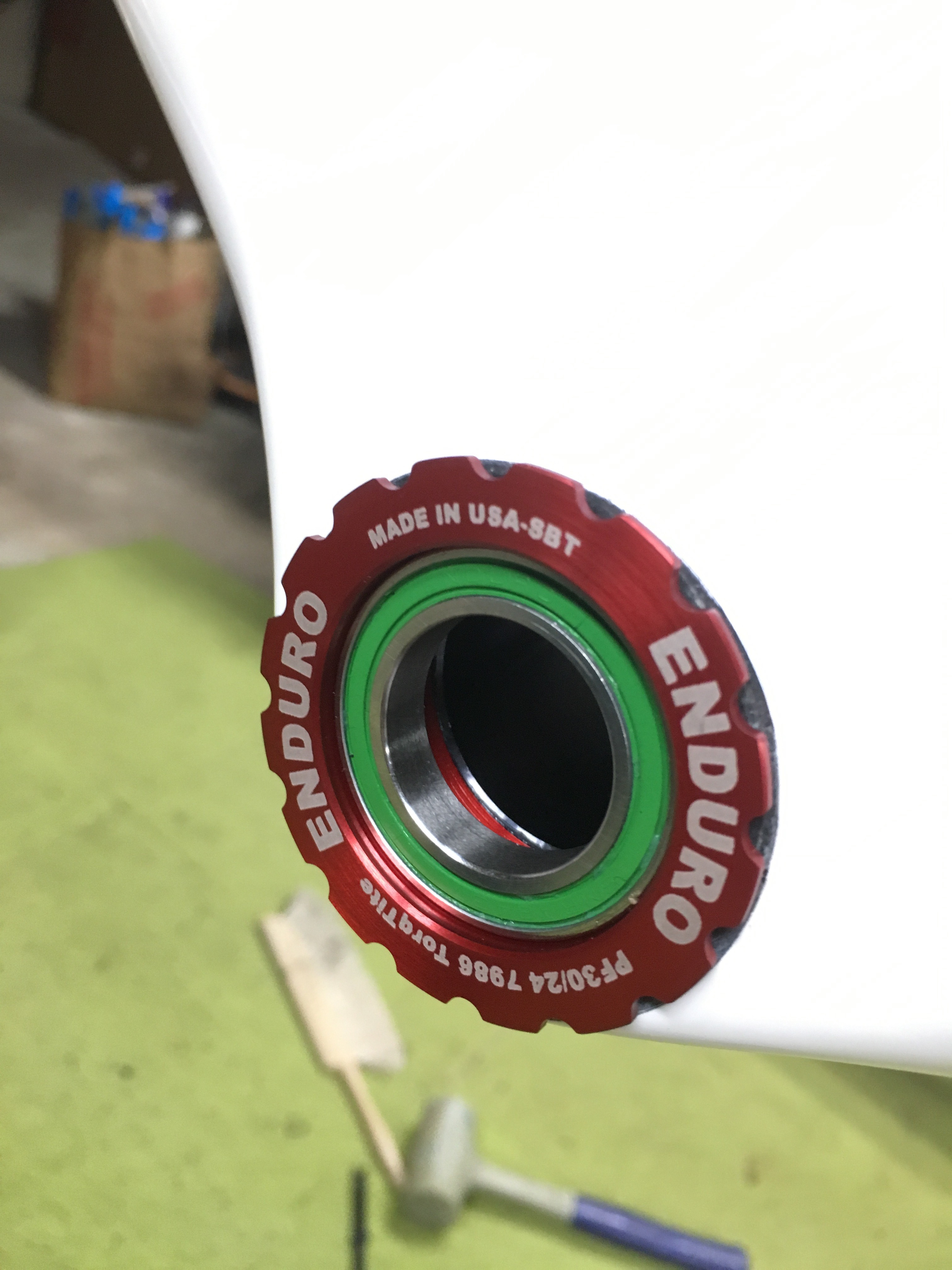 Picture of Install Bottom Bracket