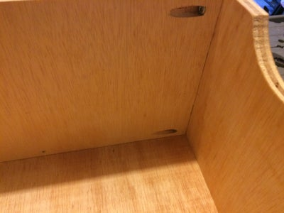 Assemble the Drawer Boxes