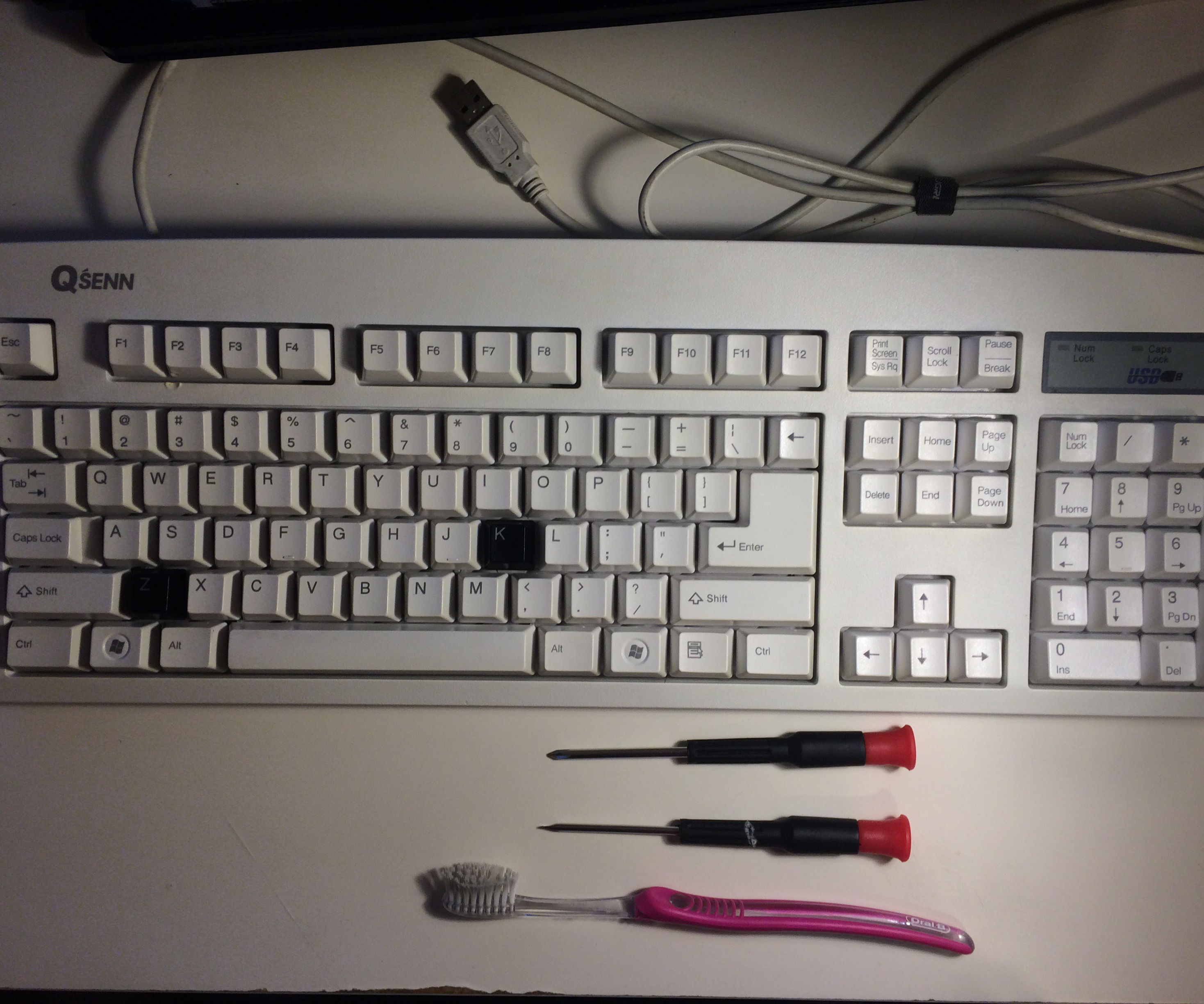 How to Deeply Clean Your Membrane Keyboard: 6 Steps (with Pictures)