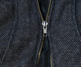 How to Fix a Zipper (without Replacing)