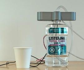 Smart Dispenser: Dispenses Solutions Based on the VOC Level