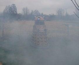 Life-size almost 6ft Dalek.