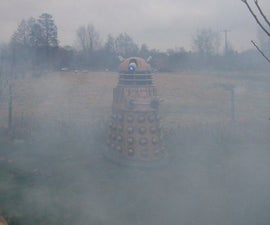 Life-size almost 6ft Dalek.