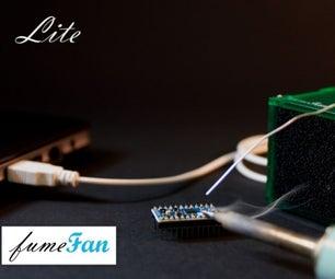 FumeFan Lite KIT Fume Extractor Assembly Instructions
