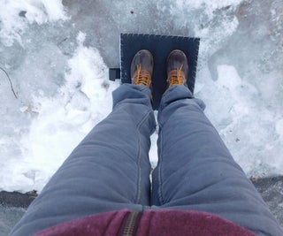 Toasty Toes - Insulated Foot Mat