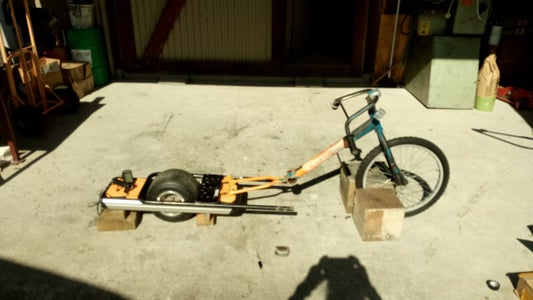 Work Out Your Bike/cart Frame